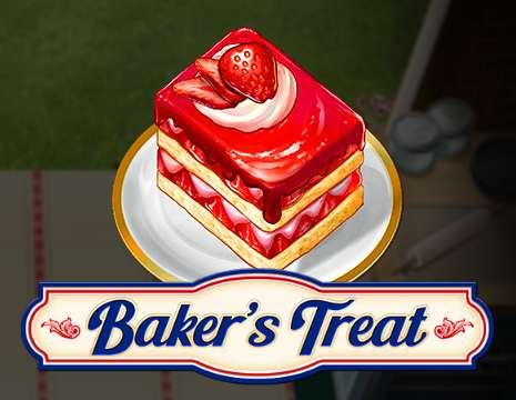 Screenshot website Baker's Treat