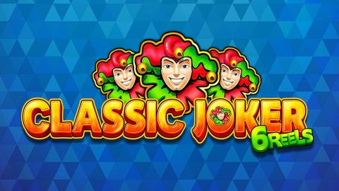 Classic Joker 6 Reels