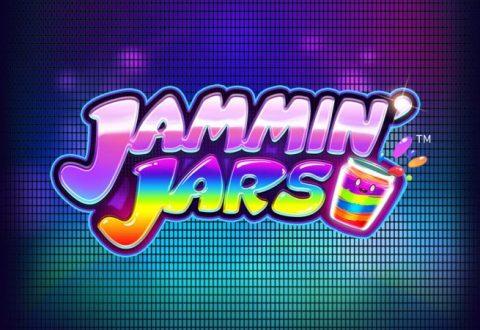 Screenshot website Jammin' Jars
