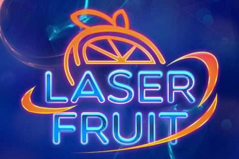 Screenshot website Laser Fruit