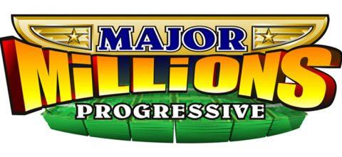 Major Millions Progressive 5 reels
