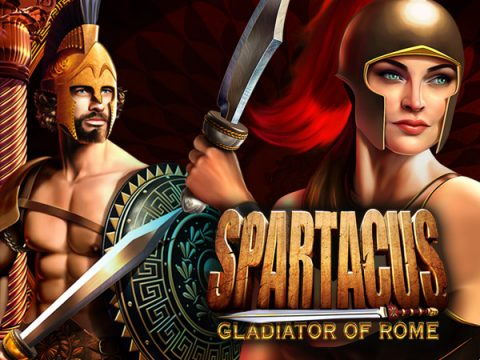 Screenshot website Spartacus