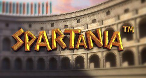 Screenshot website Spartania