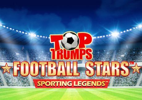 Top Trumps Football Stars Sporting Legends