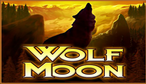 Screenshot website Wolf Moon